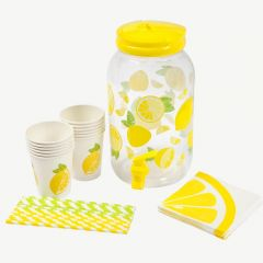 """Lemonade"" Drink Dispenser Kit"