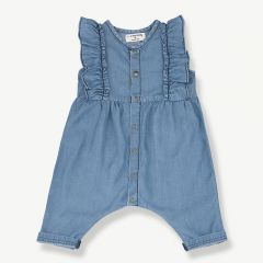 CABRERA Overall in Denim