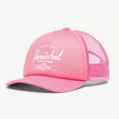 Whaler Mesh Classics Baby Hat in Flamingo Pink