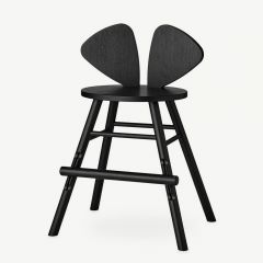 Mouse Chair Junior in Black