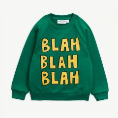 Blah Sweatshirt in Grün
