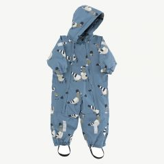 """Pigeons"" Snow One-piece"
