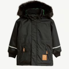 """K2"" Parka in Black"
