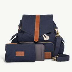 Ransel Changing Bag in Blue