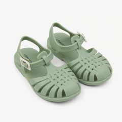 Sindy Sandals in Mint