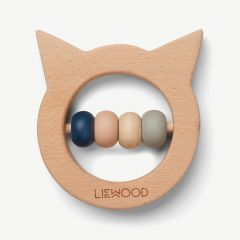 Ivalu Wood Teethers - Cat