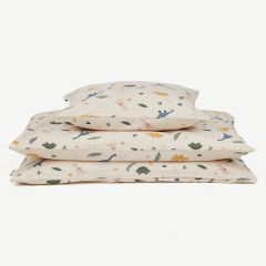 Carmen Baby Bedding with Dino Mix Print