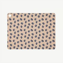 Placemat Leopard Dots (in 2-pack)