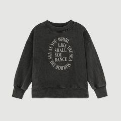 Shall You Dance Sweatshirt in Dunkelgrau