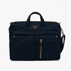 Navy Bomber Bag