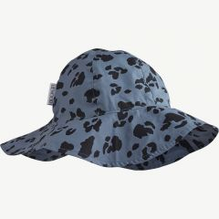 Amelia Leo Sun Hat in Blue Wave