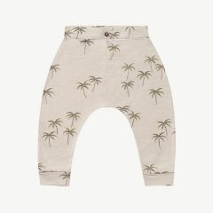 Palm Slouch Pant in Natural