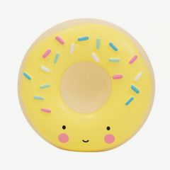 Yellow Donut Money Box