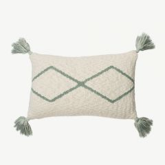 Knitted cushion Little Oasis
