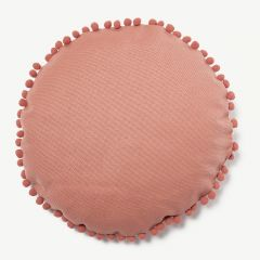 Sunny Round Cotton Cushion