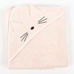 Augusta Hooded Towel Cat