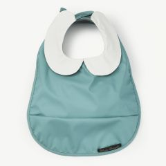 Baby Bib in Pretty Petrol