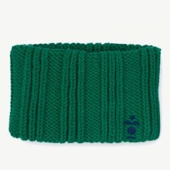 Green Knitted Headband
