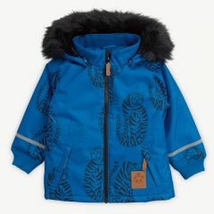 """K2"" Tiger Parka in Blue"