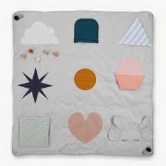 "Mix ""Maude"" Activity Blanket"