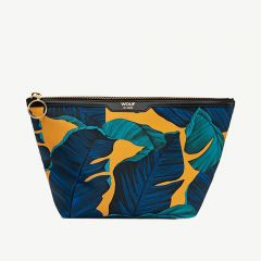Barbados Satin Beauty Bag