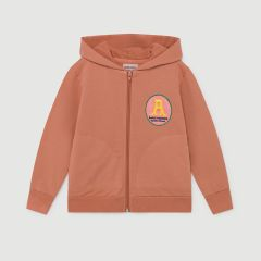 Sunrise Sweatjacke in Rosa