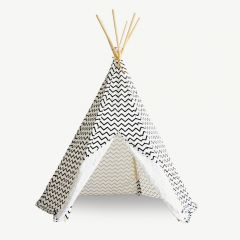 Arizona Teepee with Zigzag Pattern