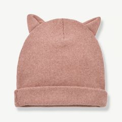 """Paris"" Beanie in Rose"