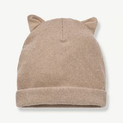 """Paris"" Beanie in Beige"