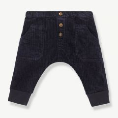 """Bremen"" Pants in Dark Blue"