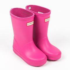 "Kids ""First Classic"" Gummistiefel in Pink"