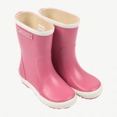 Rose Pink Rainboots