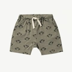 Monkey Shorts in Olive