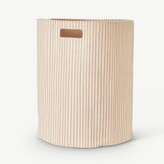 Stripes Away Hamper - Petal