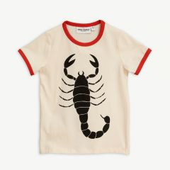 """Scorpio"" T-Shirt in Offwhite"