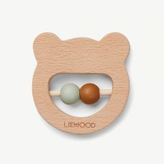 Ivalu Wood Teethers - Mr Bear