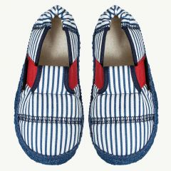 SANDBURG - Slippers in dark blue