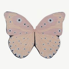 Costume Butterfly Wings in Rose