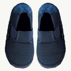 KLETTE - Slippers in Blau