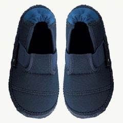 KLETTE - Slippers in blue
