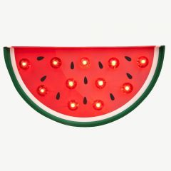 """Watermelon"" Marquee Light"