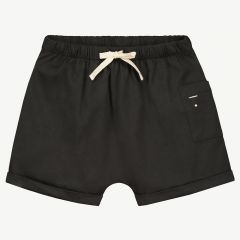 One Pocket Shorts in Nearly Black