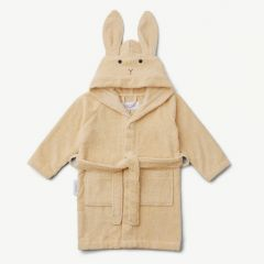Lily Bademantel Hase in Smoothie Yellow