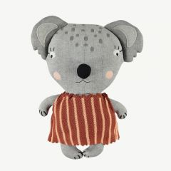Cushion - Mami Koala in Grey