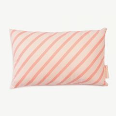 Laurel Cushion in Candy Stripes