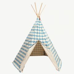 Arizona Teepee with Scales Pattern