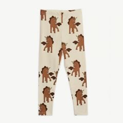 Unicorns aop Leggings in Offwhite