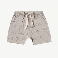 Shark Shorts in Grau