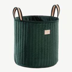 Savanna Velvet Toy Bag