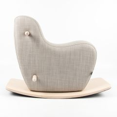 """Googy"" Little Rocking Horse in Gray"